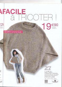 Свитер - конвертик - Жакеты,Пуловеры, свитера - Страна рукоделия