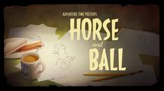 Jaaaaaaames Baaaaaaaxter! The second Adventure Time episode featuring James Baxter the Horse 'Horse and Ball' airs on Cartoon Network on this coming Thursday, January 26th. (This is in the USA, I don't know when it airs anywhere else, sorry). I...