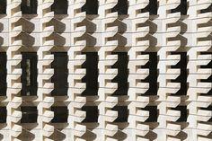 renzo piano building workshop / gate belt, la valletta Renzo Piano, Facade, Gate, Workshop, Belt, Texture, Stone, Building, Pattern