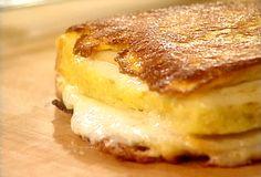 Monte Cristo Sandwich recipe from Sara's Secrets via Food Network