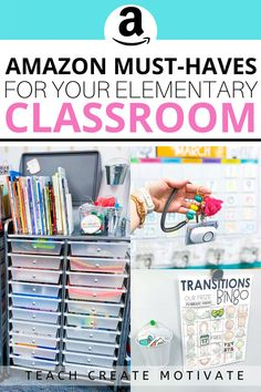 Teacher Classroom Supplies, Teacher Classroom Decorations, Classroom Hacks, Classroom Organisation, Teacher Organization, Classroom Setup, Teacher Blogs, Teacher Hacks, Future Classroom
