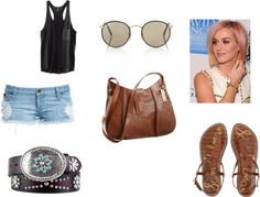 """""""Going To Lunch"""" by gabizimbres on Polyvore"""