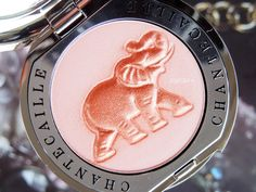 Chantecaille Elephant Cheek Shade ♡ Review Swatches