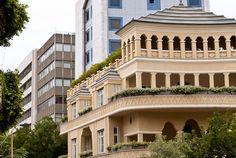 The Pagoda House, King Albert Square, Nahmani, Tel Aviv