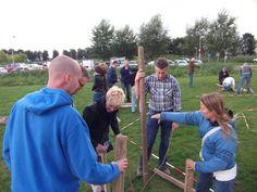 Brug bouwen: de meest effectieve teambuilding!