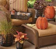 Longaberger - On the Veranda - Beautiful Hand Crafted Items for Outside!