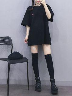 korea fashion Baddie outfit ideas is a gr - fashion Girls Winter Fashion, Winter Fashion Casual, Black Girl Fashion, Fall Fashion Outfits, Casual Fall Outfits, Spring Outfits, Fashion Women, Korean Fashion Trends, Korea Fashion