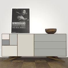 Incunabular Sideboard | Invisible City