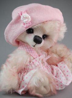 Old Teddy Bears, Vintage Teddy Bears, Cute Little Animals, Baby Animals, Teddy Edwards, Teddy Bear Pictures, Teddy Bear Clothes, Cute Baby Bunnies, Cute Stuffed Animals