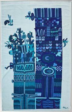 Textil, Stig Lindberg.