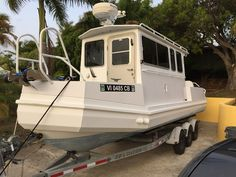 26' ACB (Aluminum Chambered Boats) DVR (Dive Rescue), 2005 Asking $89,000 Email: brian@bviyachtsales.com for more information and photos! Boat Located in St. Croix, USVI
