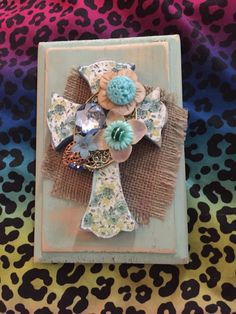A personal favorite from my Etsy shop https://www.etsy.com/listing/259920187/beautiful-woodsn-cross-on-sale-20-off