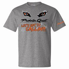 Short Sleeve T-Shirt Coyote Hunting, Sleeve, Mens Tops, Cotton, T Shirt, Fashion, Manga, Supreme T Shirt, Moda