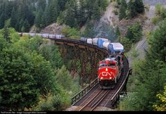 RailPictures.Net Photo: CN 2252 Canadian National Railway GE ES44DC at Boston Bar, British Columbia, Canada by Mike Danneman