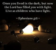 Image result for ephesians 5 8