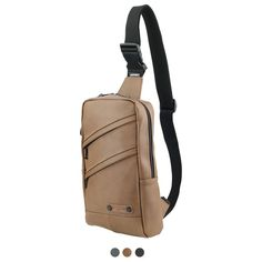 Leather Sling Bag for Men Shoulder Bag LEFTFIELD 668