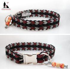 Neu!! ♥ Wunderschöne #Paracord #Hunde #Halsbänder und #Leinen JETZT in meinem Shop erhältlich ab 15,99 € www.preiswolf24.de/produkt-kategorie/paracord/ 10% der Einnahmen gehen an die Hunde von www.hundehilferum... #Hundehalsbänder