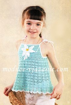 topic for girls crochet Crochet Toddler, Crochet Girls, Crochet Baby Clothes, Crochet For Kids, Boy Crochet Patterns, Baby Patterns, Crochet Summer Tops, Knit Crochet, Toddler Dress