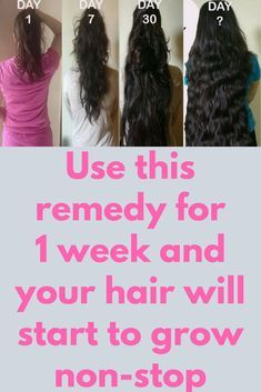 Use this remedy for 1 week and your hair will start to grow non-stop In this post I am going to share one natural remedy for hair care that will make your hair silky and will start new hair growth from clooged hair follicles soi your hair looks more thick Coconut Oil Hair Treatment, Coconut Oil Hair Growth, Coconut Oil Hair Mask, Egg Hair Mask, Castor Oil For Hair Growth, New Hair Growth, Healthy Hair Growth, Faster Hair Growth, Tips For Hair Growth