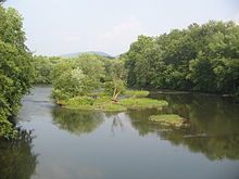 Bald Eagle Creek Path