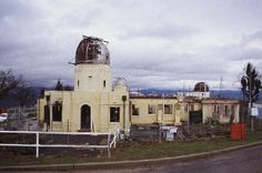 near the Australian Capital of Canberra. On top of its scientific reputation, the observatory became famous in January 2003 for being partly destroyed by a bushfire.