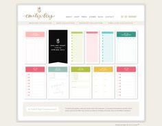 Emily Ley Paper - emilyleypaper.com/