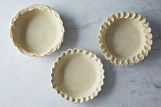 decorative pies from food52 With Thanksgiving coming, here are a few ideas on making your pies decorative.