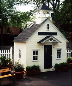 1000 images about school house bells on pinterest le for School playhouse