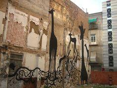 SAM3-urban art