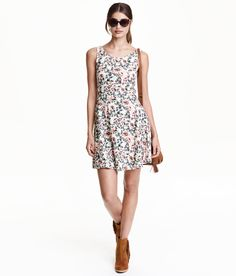 Sleeveless dress in jersey. | H&M Divided