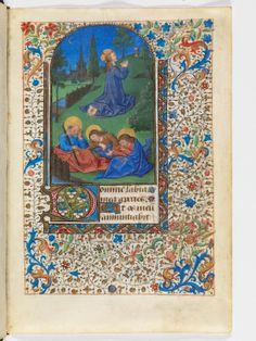Utopia, armarium codicum bibliophilorum, Cod. 106: Livre d'heures de Paris · 1458-60 Langue:Latin, Français    . (http://www.e-codices.unifr.ch/fr/list/one/utp/0106)