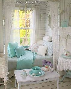 8 Simple and Ridiculous Tricks: Shabby Chic Bedding Pictures shabby chic design colour schemes.Shabby Chic Home Kitchens shabby chic kitchen red. Casas Shabby Chic, Shabby Chic Interiors, Shabby Chic Living Room, Shabby Chic Bedrooms, Shabby Chic Kitchen, Shabby Chic Cottage, Shabby Chic Homes, Shabby Chic Furniture, Shabby Chic Decor
