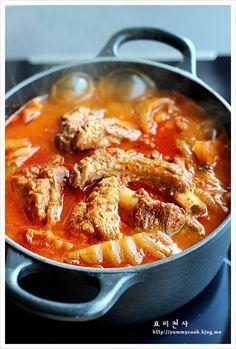 Korean Dishes, Korean Food, K Food, Asian Recipes, Ethnic Recipes, Food Presentation, Food Plating, No Cook Meals, Food To Make