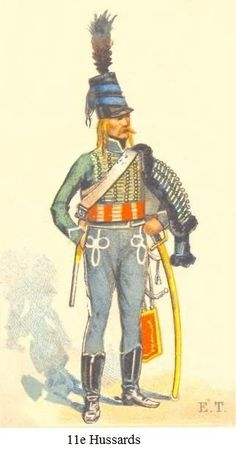 11e Hussard
