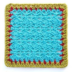 Variations on a Theme Mystery Afghan Crochet Along by Carolyn Christmas
