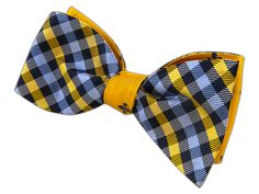 Prepster Fleur De Lis - Gold (Reversible Bow Ties) | Ties, Bow Ties, and Pocket Squares | The Tie Bar