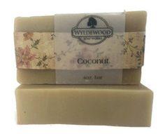Coconut Goat Milk Soap