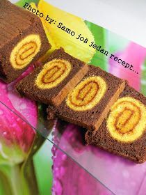 Samo još jedan recept...: Rolada usred kolača Delicious Cake Recipes, Yummy Cakes, Dessert Recipes, Pastry Recipes, Baking Recipes, Surprise Inside Cake, Charlotte Cake, Homemade Sweets, Croatian Recipes