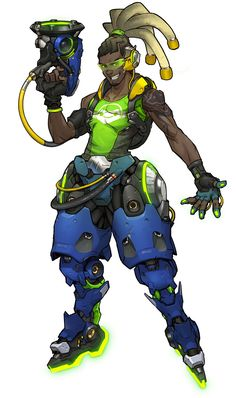 Lucio from Overwatch