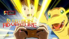 Digimon Adventure, 20th Anniversary, Evolution, Kawaii, Fan Art, Youtube, Anime Films, 20th Birthday, 20 Year Anniversary