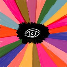 The all-seeing eye into one's soul!