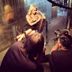 @ParisHilton @RenieSaliba Those behind the scenes photos are #perfection! #Beauty #Fashion #Paris #ParisHilton #Photography #SexyTimes ow.ly/i/70cyc