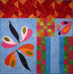 Boho Bliss Block 4 Quilt Pattern TCQ-38