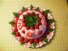 Hungarian Cake, Hungarian Recipes, Waffles, Oatmeal, Birthday Cake, Snacks, Baking, Breakfast, Food