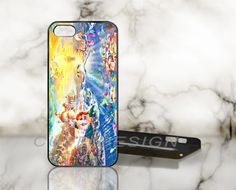Ariel & Tomas - Little Mermaid - Print on Hard Cover - iPhone 5 Case - iPhone 4 / 4s Case - Samsung Galaxy S3 case - Samsung Galaxy S4 case