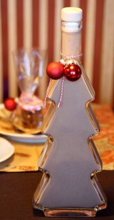 Guten Morgen, ich hatte Euch doch meine Einladungen zum Adventskaffee gezeigt. Und zu diesem Adventskaffee gab es einen selbstgemacht...