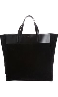 Saint Laurent Reversible Shopper Tote  l  Barney's New York