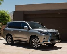Lexus India has launched its flagship SUV, the LX 570 in the country. The luxurious Lexus LX 570 is available at a price of INR Crore (ex-showroom) across India. Earlier the company had launched the Lexus LX 7 Seater Suv, Lexus Lx570, Lexus Sport, Large Suv, Cadillac Escalade, Automobile Industry, New Engine, 4x4 Trucks, Pickup Trucks