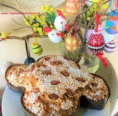 Colomba di Pasqua | Cuginette sul gâteau