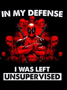 Deadpool Best Sayings Deadpool Quotes, Deadpool Fan Art, Deadpool Funny, Deadpool And Spiderman, Marvel Funny, Marvel Memes, Funny Comics, Deadpool Pics, Deadpool Tattoo